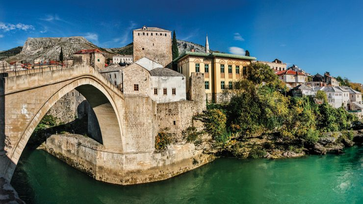 MOSTAR AND MOSTAR BRIDGE