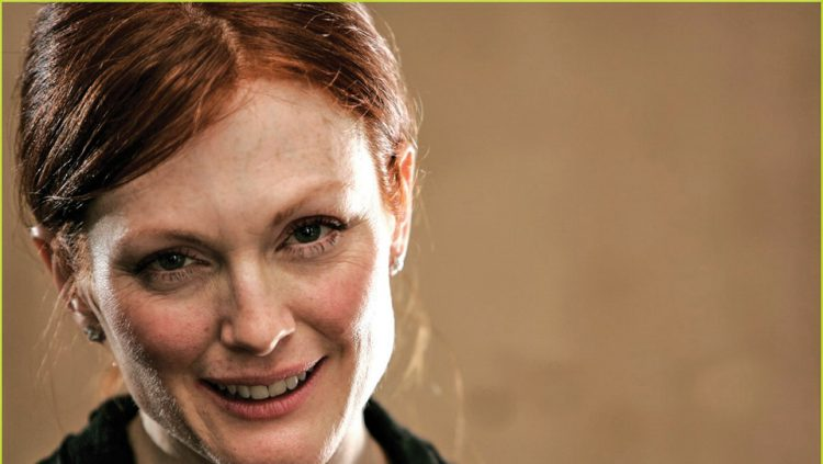 JULIANNE MOORE BECAME THE FACE OF TURKEY