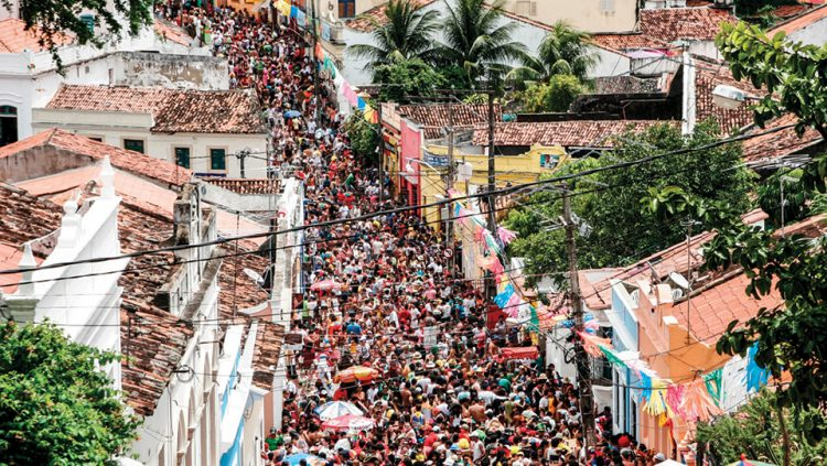 THE BIGGEST STREET PARTY OF THE PLANET: OLINDA CARNIVAL
