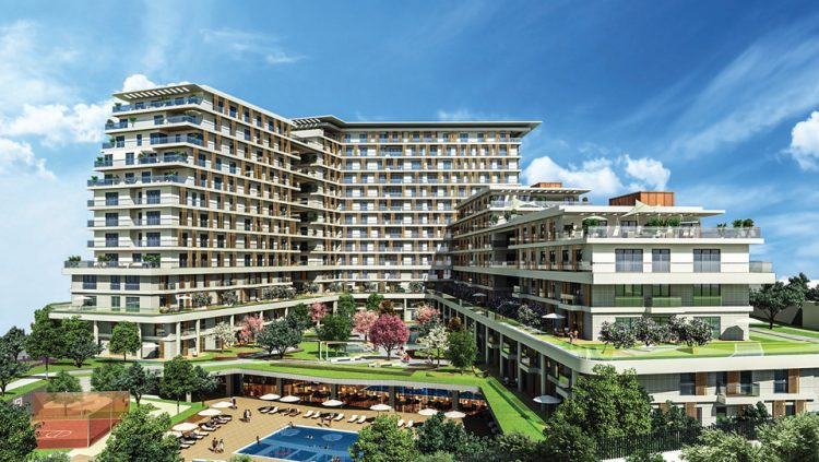 2014 WILL BE THE YEAR OF BALCONIES AND TERRACE GARDENS