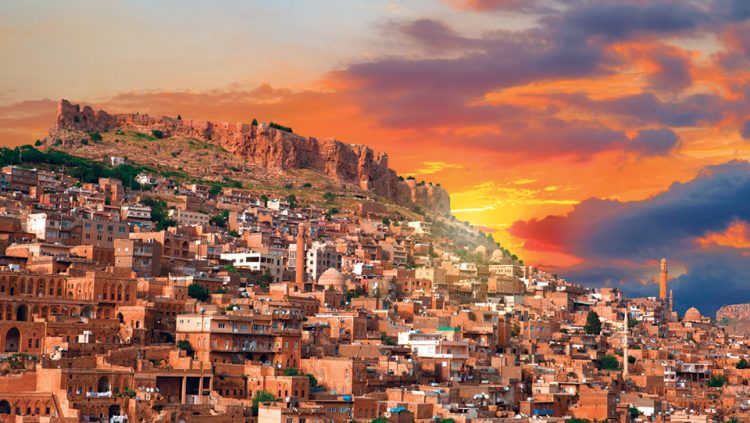 THE YELLOW, SPICY TOWN: MARDİN