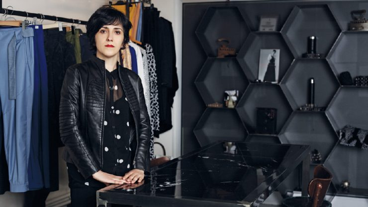 TURKEY'S FIRST MEN FASHION DESIGNER: HATİCE GÖKÇE