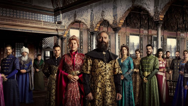 TURKISH TV SERIES HAVE POSITIVE EFFECTS ON TOURISM