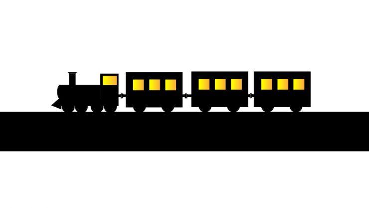 TRAIN: A NEW POEM