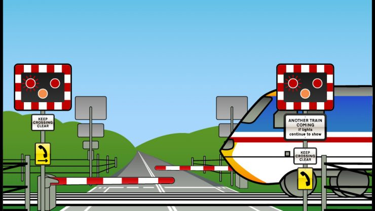 TARGETING ZERO ACCIDENTS AT LEVEL CROSSINGS