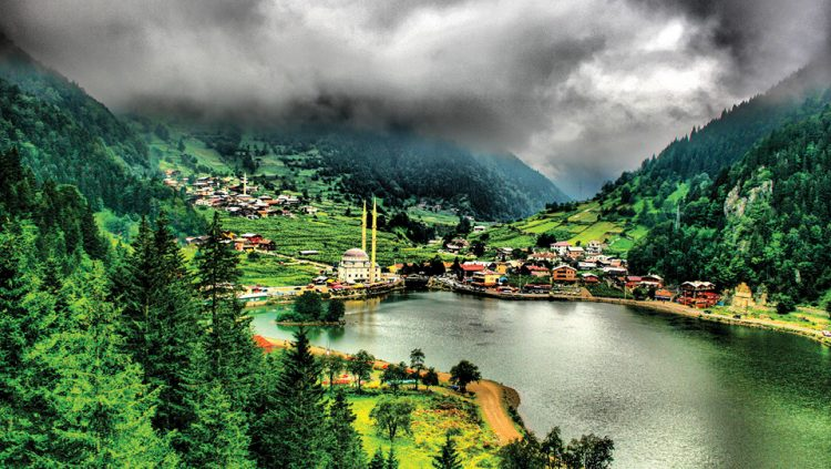 FOUR THOUSAND YEAR OLD BEAUTY: TRABZON