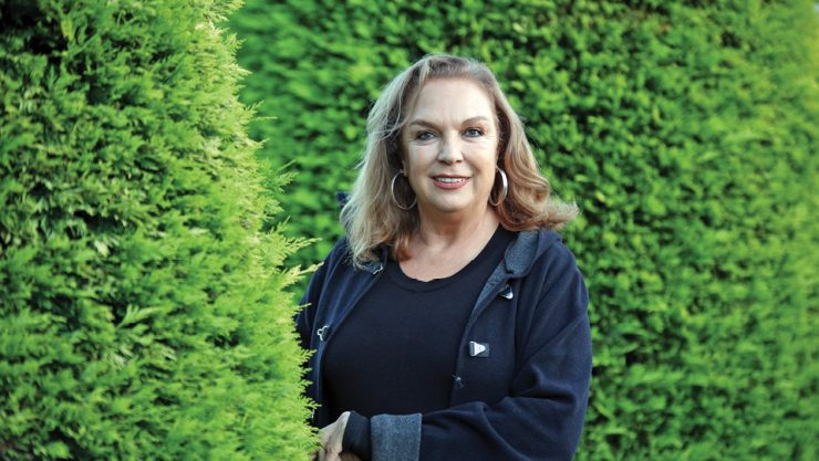 'LANDLADY' OF THE CINEMA: SELDA ALKOR