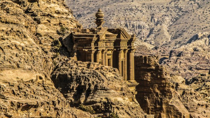 JORDAN AND THE ANCIENT CITY OF PETRA