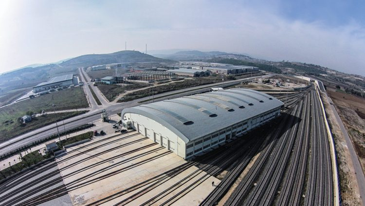 BALIKESİR LOGISTICS CENTER BEGAN OPERATING