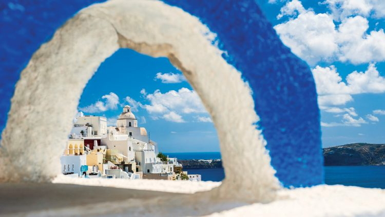 A PLEASURE GUIDE FOR THE FAMOUS GREEK ISLANDS…