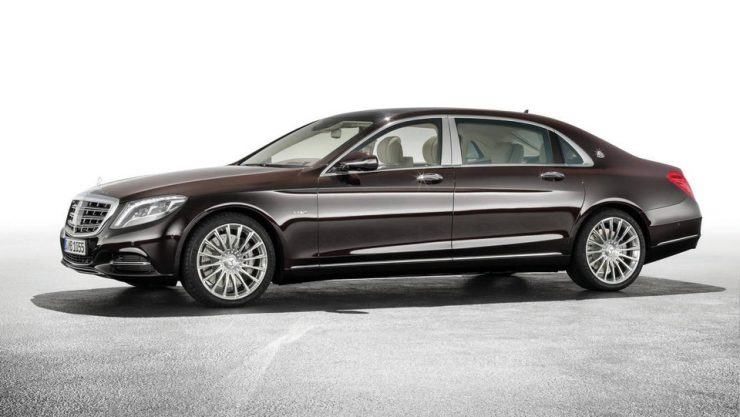 REDEFINING LUXURY, MAYBACH IS IN TURKEY