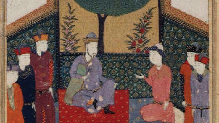 THE FIRST SULTAN IN HISTORY: MAHMUT OF GHAZNI
