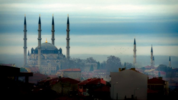 EDİRNE AND THE MOSQUE OF SELİMİYE