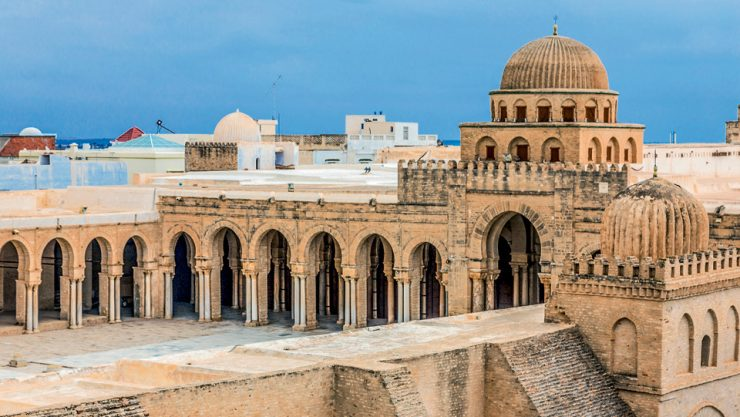 THE DIVINE CITY OF AFRICA: KAIROUAN