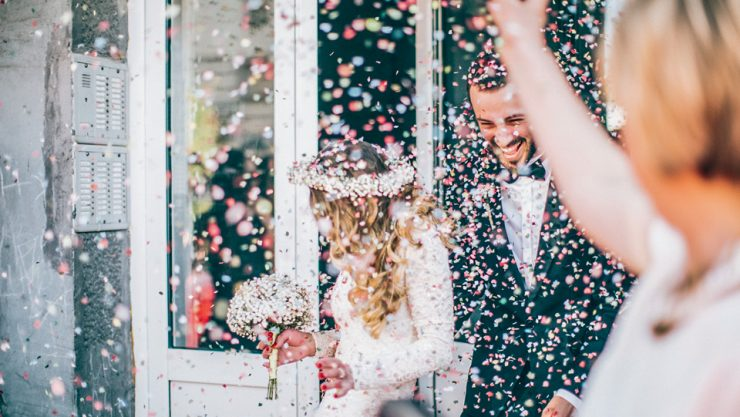 TIPS FOR A DREAM WEDDING