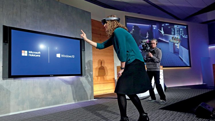 WINDOWS OF THE FUTURE IS INTRODUCED