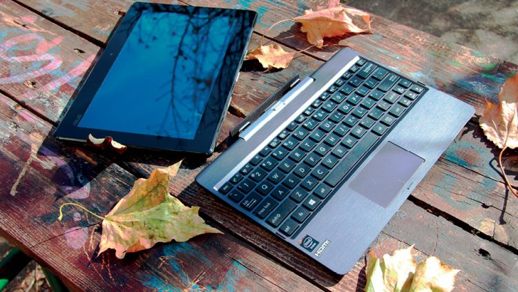 THE BEST TWO-IN-ONE LAPTOPS