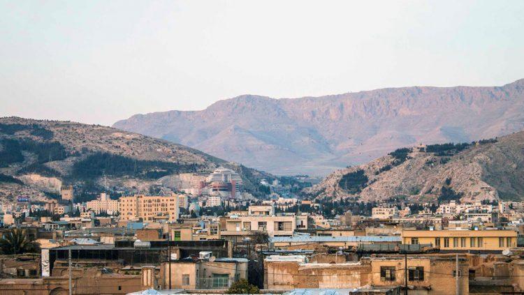 CITY OF POETRY AND NIGHTINGALE: SHIRAZ