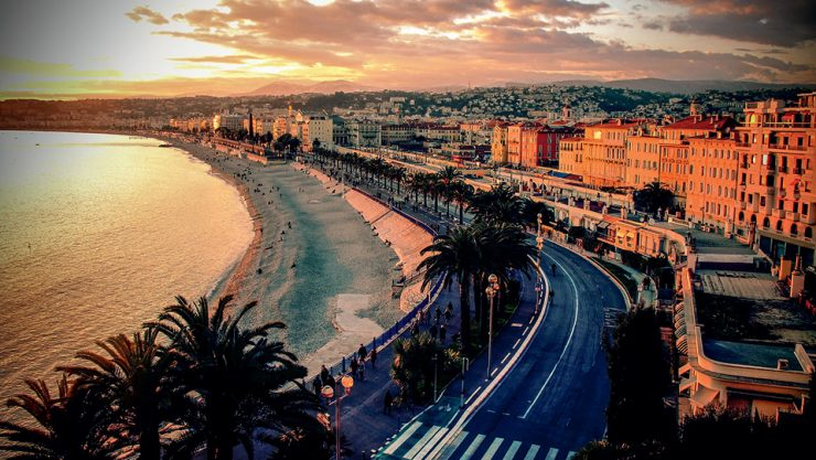 A TRIP TO THE FRENCH RIVIERA