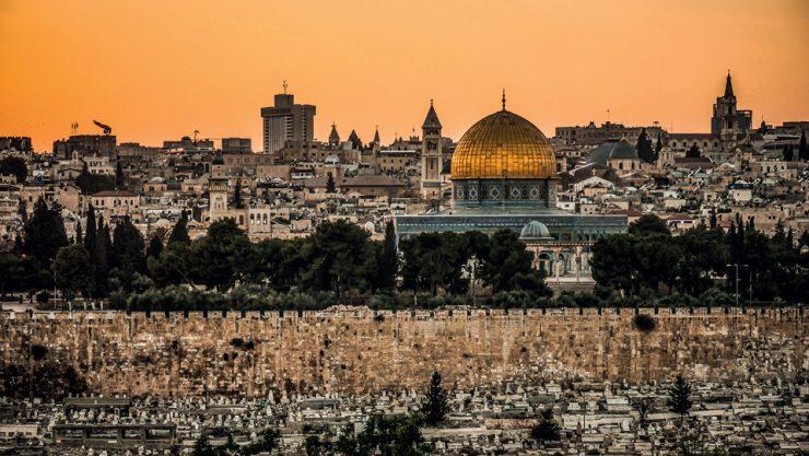 JERUSALEM AND QUBBAT AL-SHAKRAH