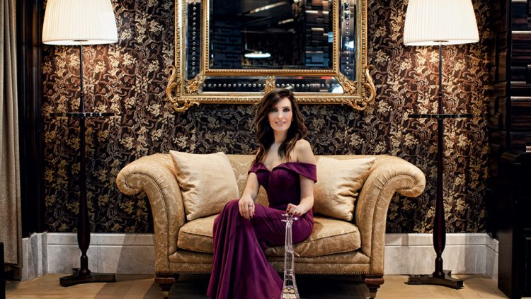 EXTRAORDINARY, TALENTED, AND ENERGETIC: GISELLE TAVILSON
