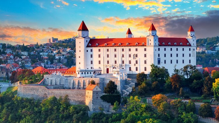 BRATISLAVA: THE MEDITERRANEAN BREEZE IN CENTRAL EUROPE