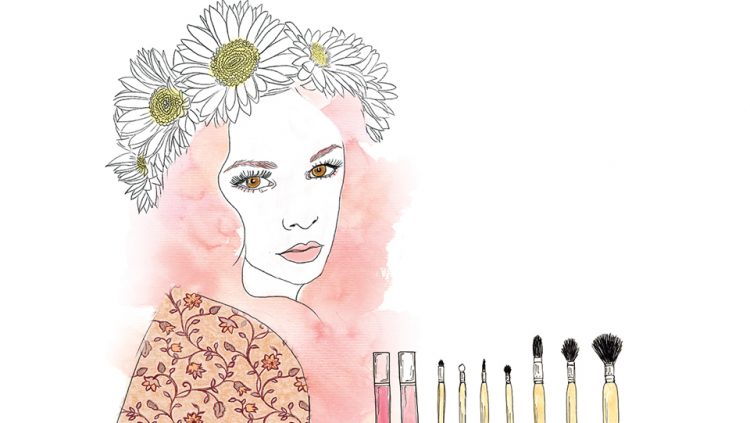 2016 SPRING-SUMMER MAKEUP TRENDS