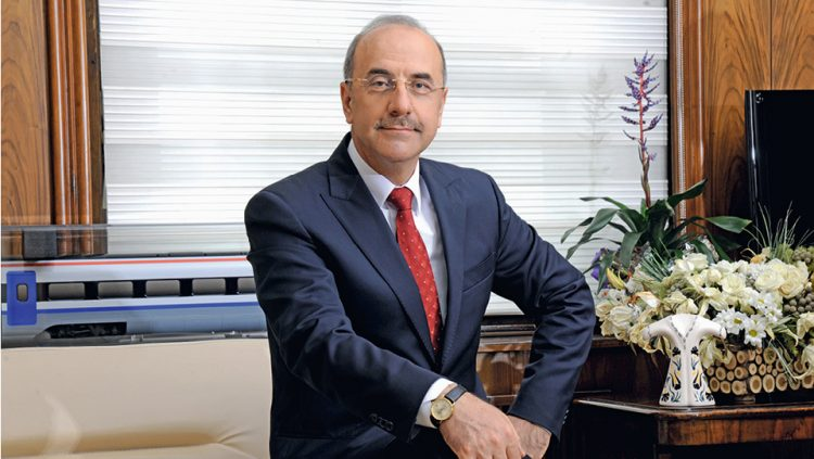 İSA APAYDIN IS THE NEW GENERAL DIRECTOR OF TCDD