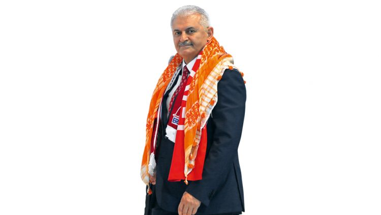 BİNALİ YILDIRIM WILL CONTINUE TO SERVE AT 'HIGH SPEED'