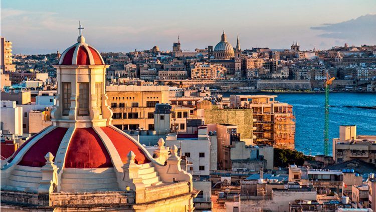 FANTASTIC GEOGRAPHY AND CAPTIVATING HISTORY: MALTA