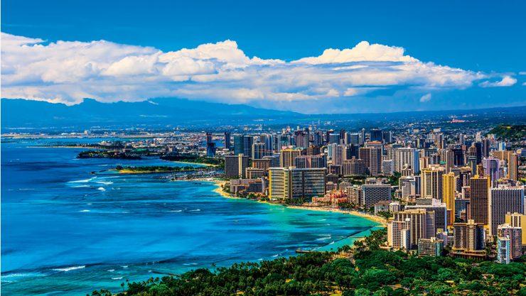 ALOHA! WELCOME TO HAWAII!