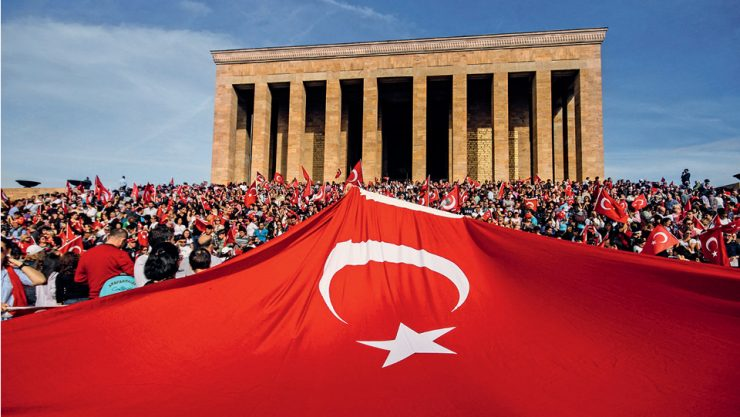 THE 94TH ANNIVERSARY OF THE VICTORY