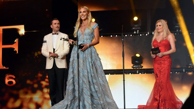 SHE IS AN AWARD WINNER AND BEAUTIFUL: MERYEM UZERLİ