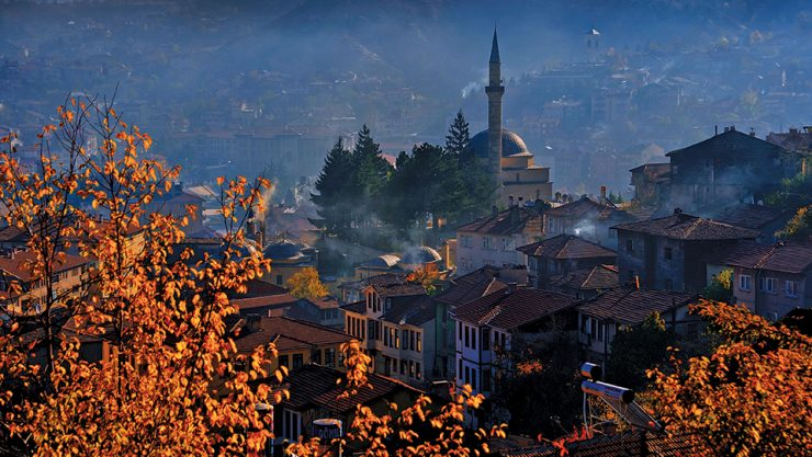 THE CITY THAT LIVES ON ITS REMEDIES: KASTAMONU