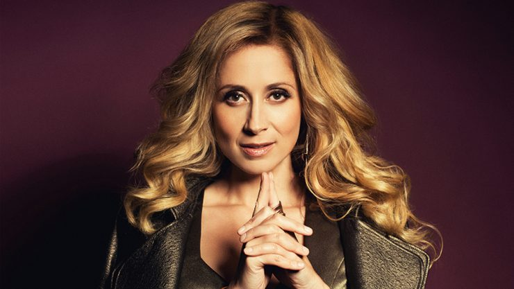 PASSIONATELY IN LOVE WITH MUSIC: LARA FABIAN