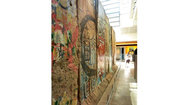 BERLIN AND THE BERLIN WALL MEMORIAL