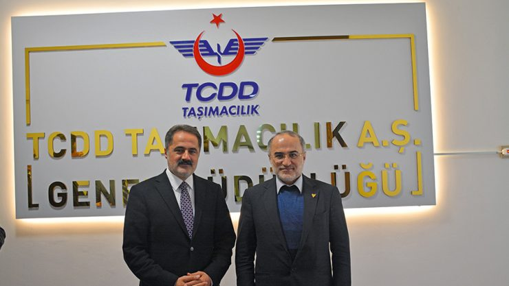 THE NEW ERA IN THE TURKISH RAILWAY SECTOR: TCDD TRANSPORTATION INC.