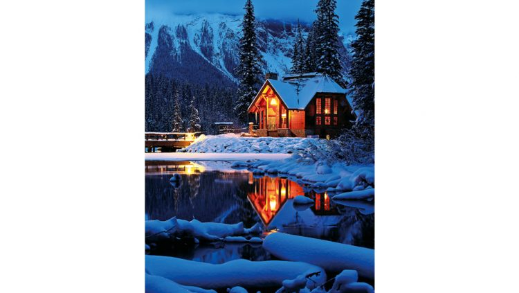 ROMANTIC WINTER SANCTUARIES