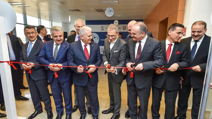 TURKEY'S FIRST 5G CENTER OF EXCELLENCE IS ESTABLISHED