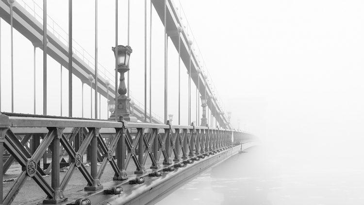 BUDAPEST AND THE CHAIN BRIDGE