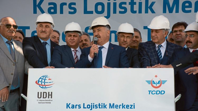 KARS IS EMBRACING ITS LOGISTICS CENTER