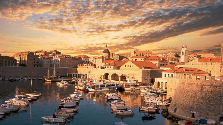 A PEARL THAT SHINES ON THE ADRIATIC: DUBROVNIK