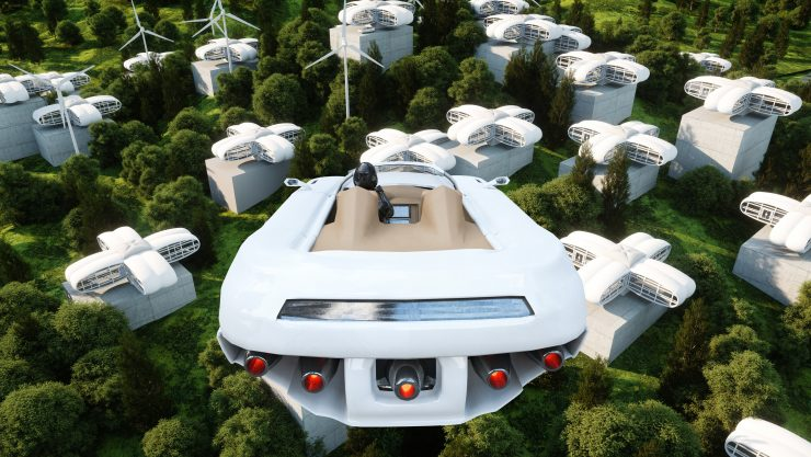 THE FOOTSTEPS OF THE FUTURE IN GENEVA