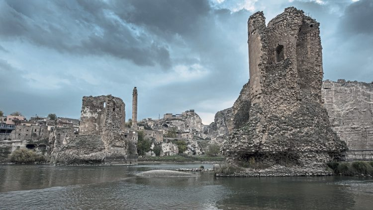 BATMAN, GLORIOUS CAPITAL OF CIVILIZATIONS, AND HASANKEYF