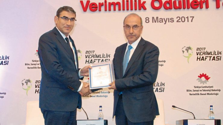 """APAYDIN: """"ELECTRIC AND SIGNALIZED LINES INCREASE PRODUCTIVITY"""""""