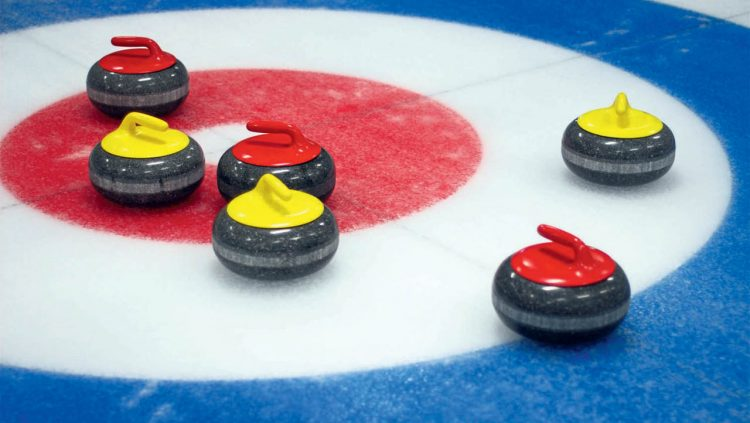 CHESS ON ICE: CURLING