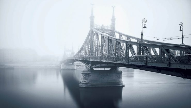 THE CITY THAT TAKES REFUGE IN THE DANUBE: BUDAPEST