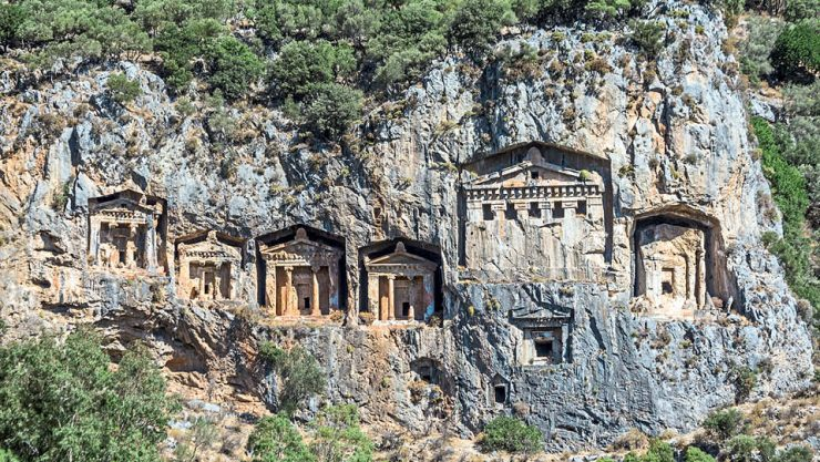 MUĞLA – THE ANCIENT CITY OF KAUNOS