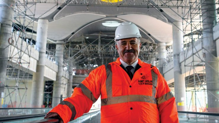 THE NEXT TARGET IN LINE AT İSTANBUL NEW AIRPORT: 35 THOUSAND EMPLOYEES
