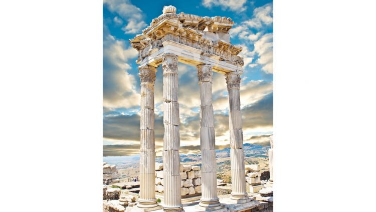 THE ANCIENT CITY OF BERGAMA – İZMİR